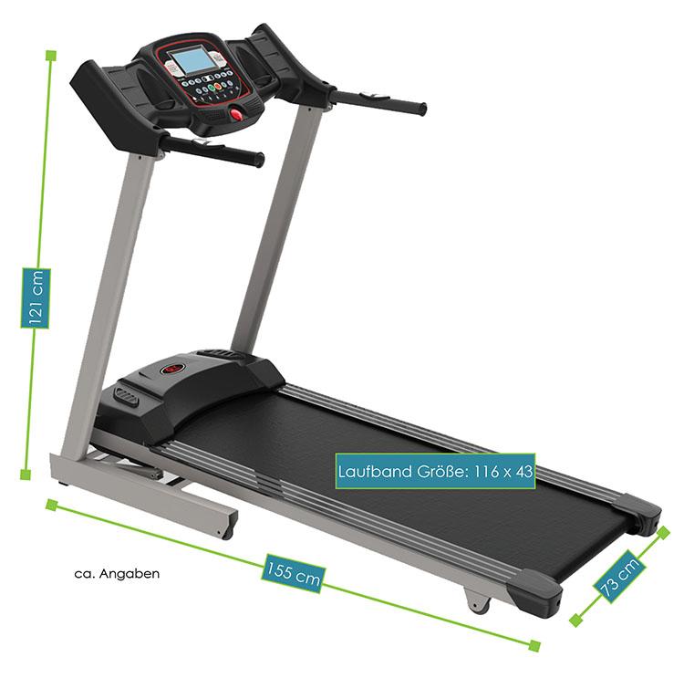 laufband speedrunner 4500 fitnessger t heimtrainer mit leistungsstarkem motor ebay. Black Bedroom Furniture Sets. Home Design Ideas