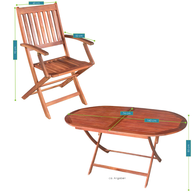 gartenm bel holzm bel sitzgruppe gartenset akazie holz essgruppe sitzgarnitur ebay. Black Bedroom Furniture Sets. Home Design Ideas