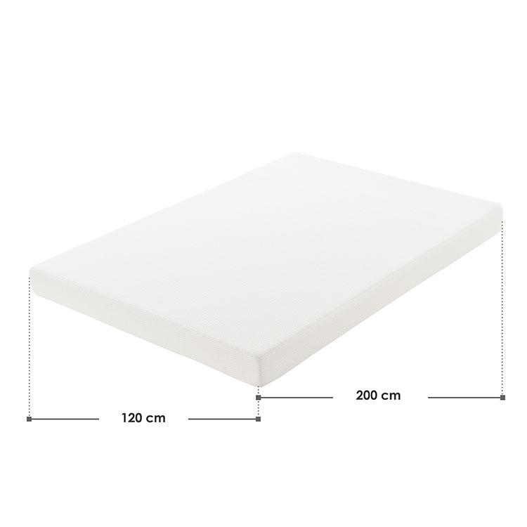 Abmessungen Kaltschaummatratze 120 x 200 cm
