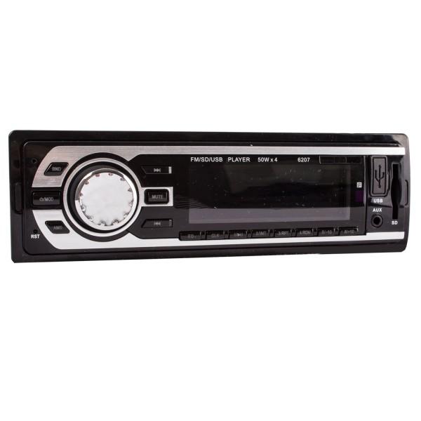 Radio mit USB, SD, AUX. Ohne CD Player